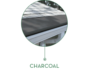 Charcoal Gutters