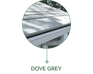 Dove Grey Gutters