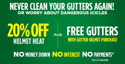 Gutters Special Offers