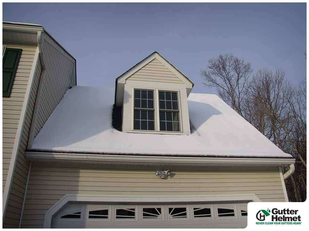 Is Gutter Replacement Possible in Winter?